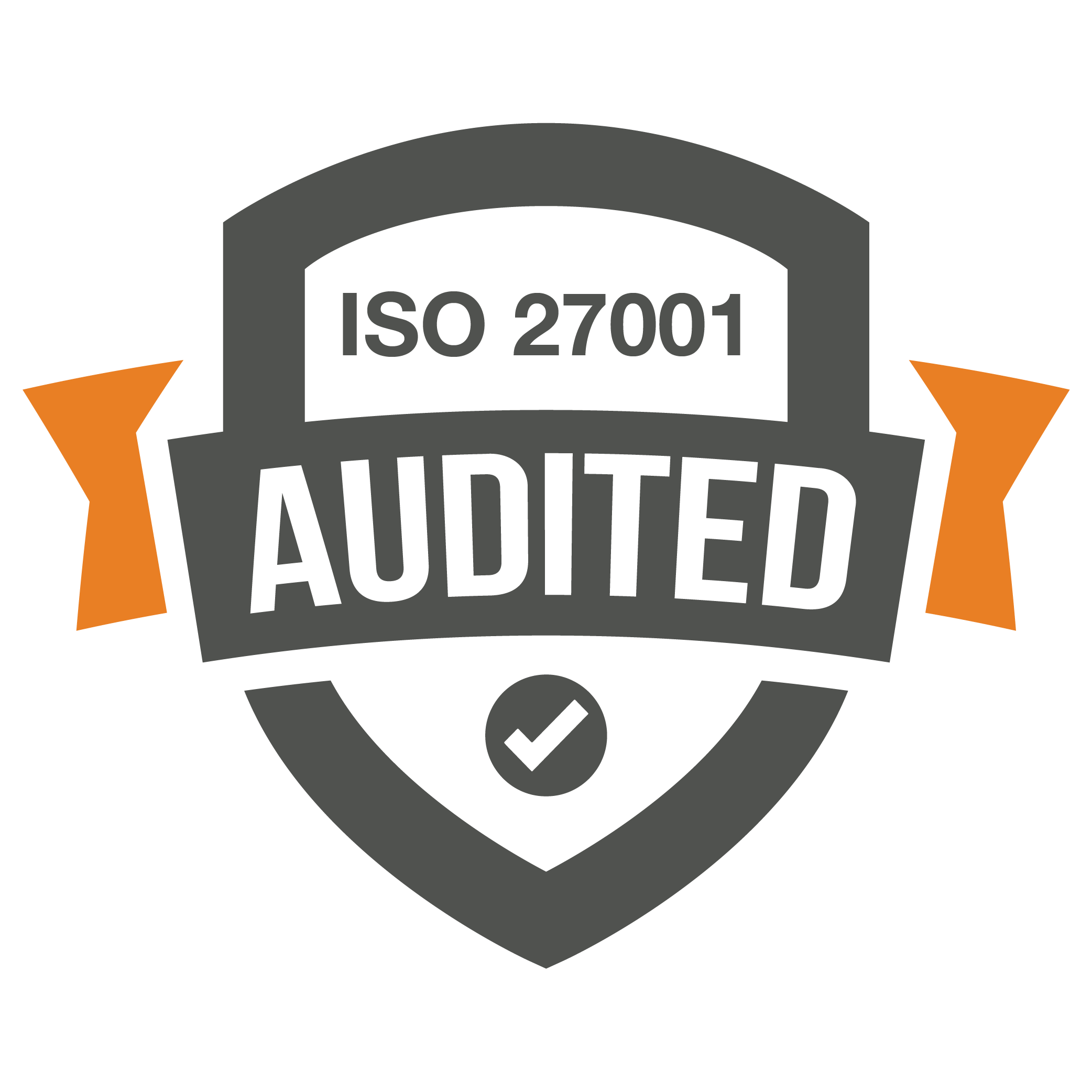 ISO 27001 Audited