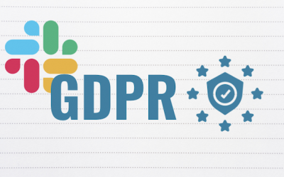 What You Need to Know About Slack GDPR