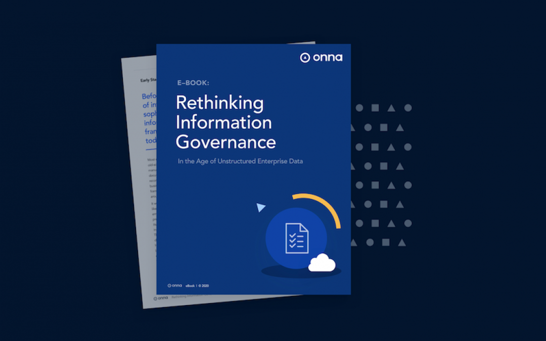 eBook: Rethinking Information Governance