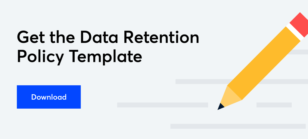 downloadable-data-retention-policy-template