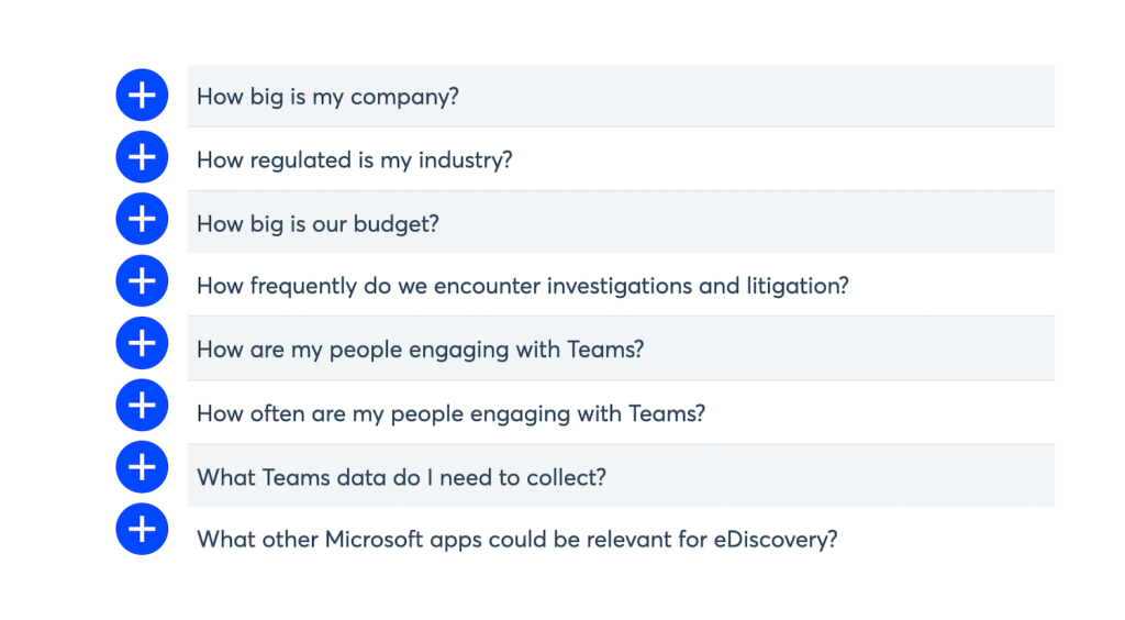 assess-your-needs_microsoft-teams-ediscovery